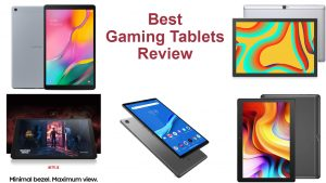 Best Gaming Tablets Review