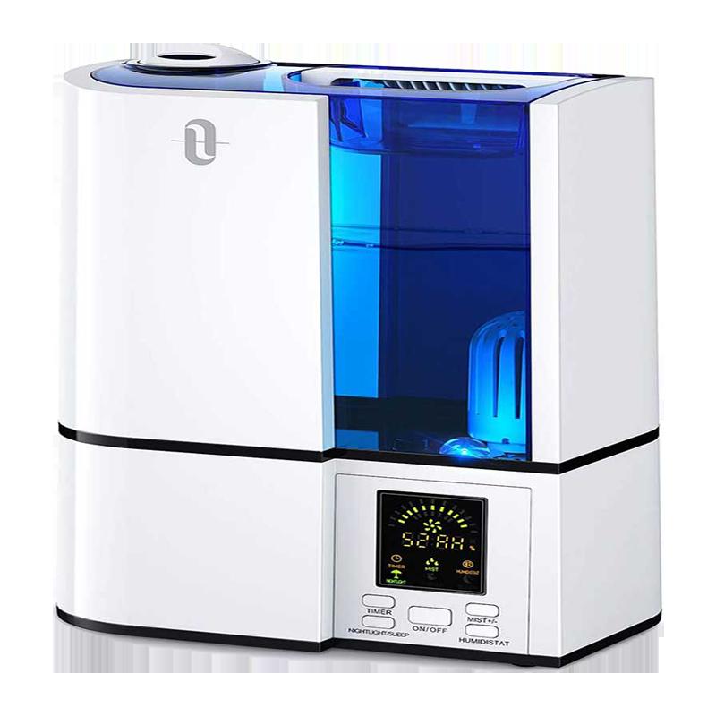 3. TaoTronics 4L Cool Mist Ultrasonic Humidifiers
