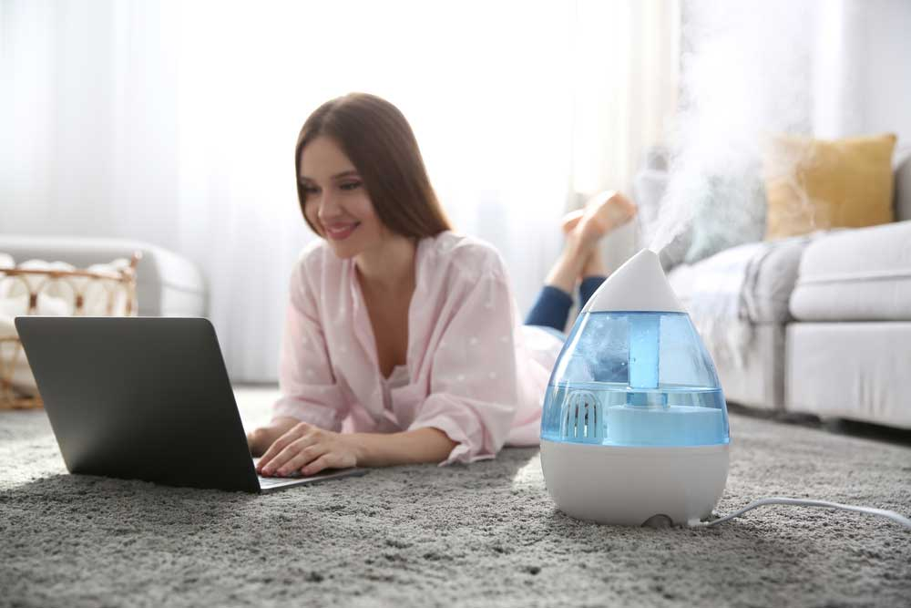 Best humidifier with essential oil tray